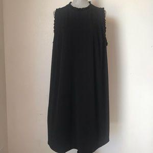 Women's Plus Black London Times Sleeveless Dress